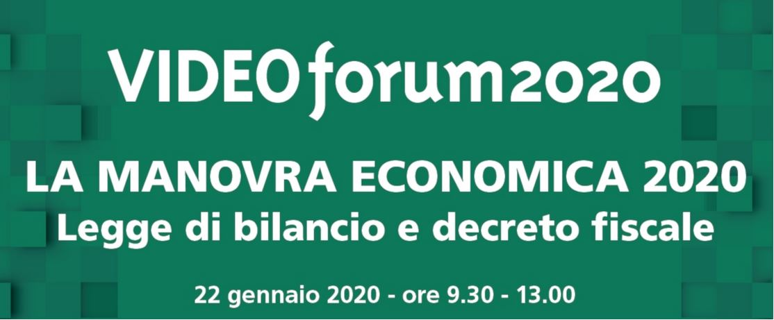 Videoforum 2020